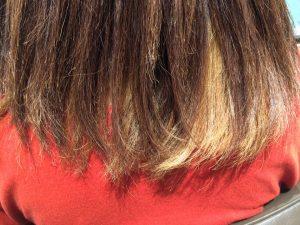 髪のダメージ原因
